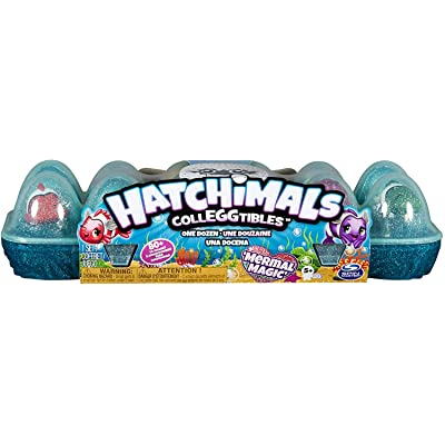 Hatchimals 6045511 Colleggtibles Season 5 12 Pack Egg Carton, Multicolour: Toys & Games