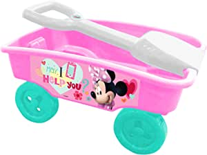 Minnie Mouse Happy Helpers Shovel Wagon