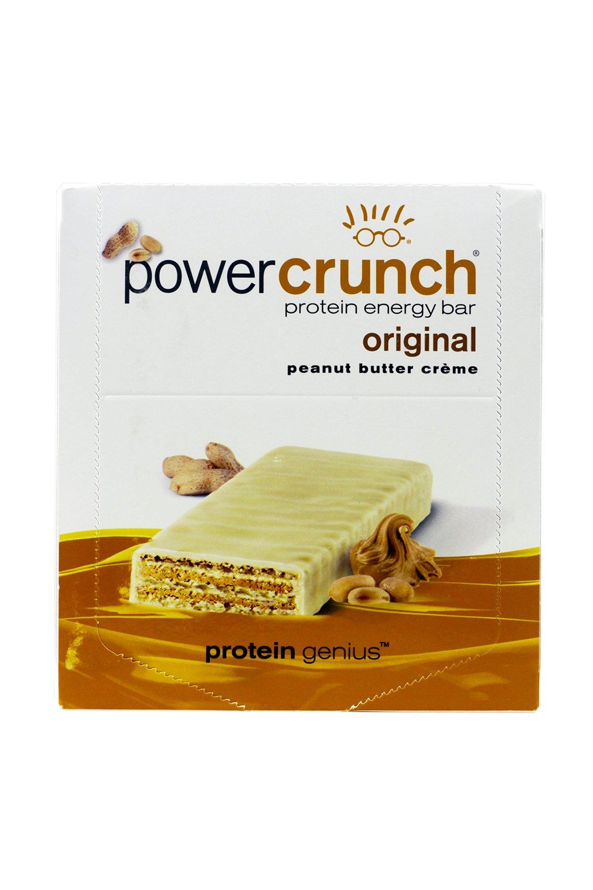 Power Crunch Bar, Peanut Butter Cream, 1.4 Ounce