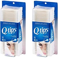 Q-tips Safety Swabs, Family Size, 625 ct (Pack of 2)