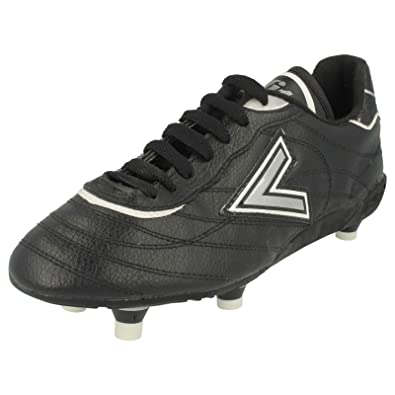 eb54ee8befd2 Mens Mitre Football Boots 'Campeon' - Manmade - Black - UK Shoe Size ...