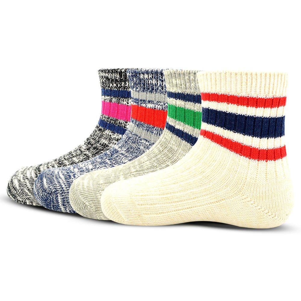 Socks Daze Baby Kids Socks Cute Design Giftbox Casual Socks