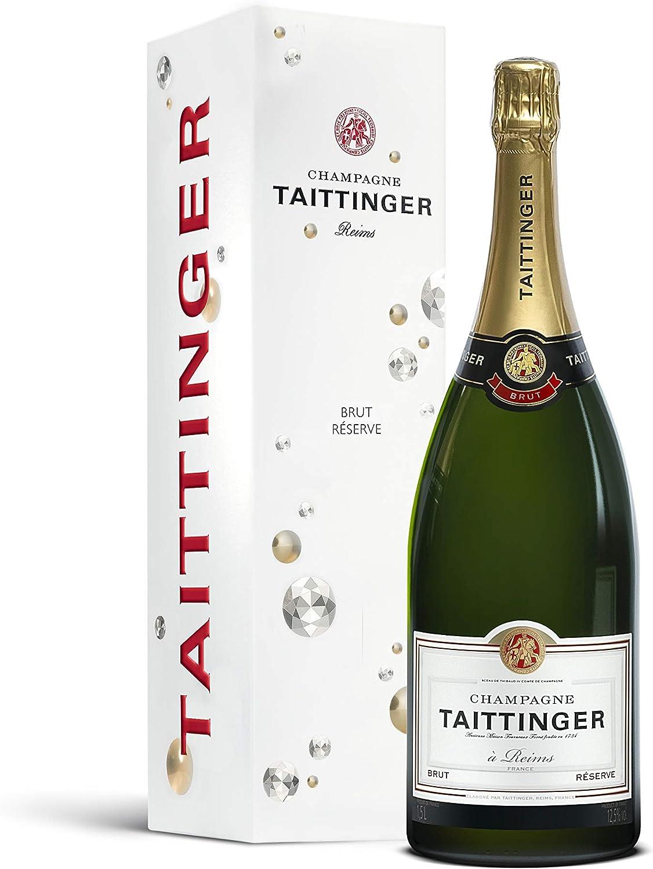 Magnum Taittinger Brut en caja de cartón: Amazon.es: Alimentación y bebidas