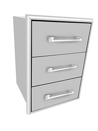 Coyote C3DC 3 Drawer Cabinet