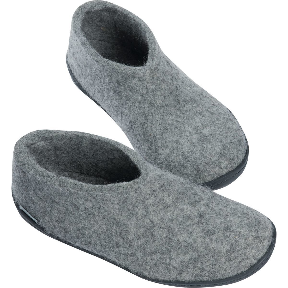 db7a3d301787 Model Glerups Filzschuh Grey with A rubber sole Gray Size  11   Amazon.co.uk  Shoes   Bags