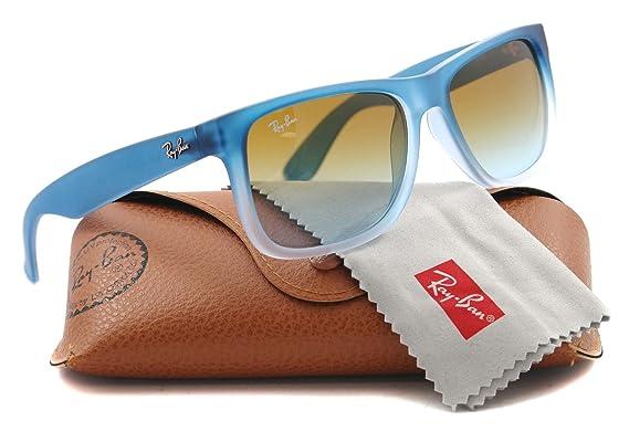 83ccbfcfe15 Ray-Ban Sunglasses JUSTIN (RB 4165 853 5D 51)  Amazon.co.uk  Clothing