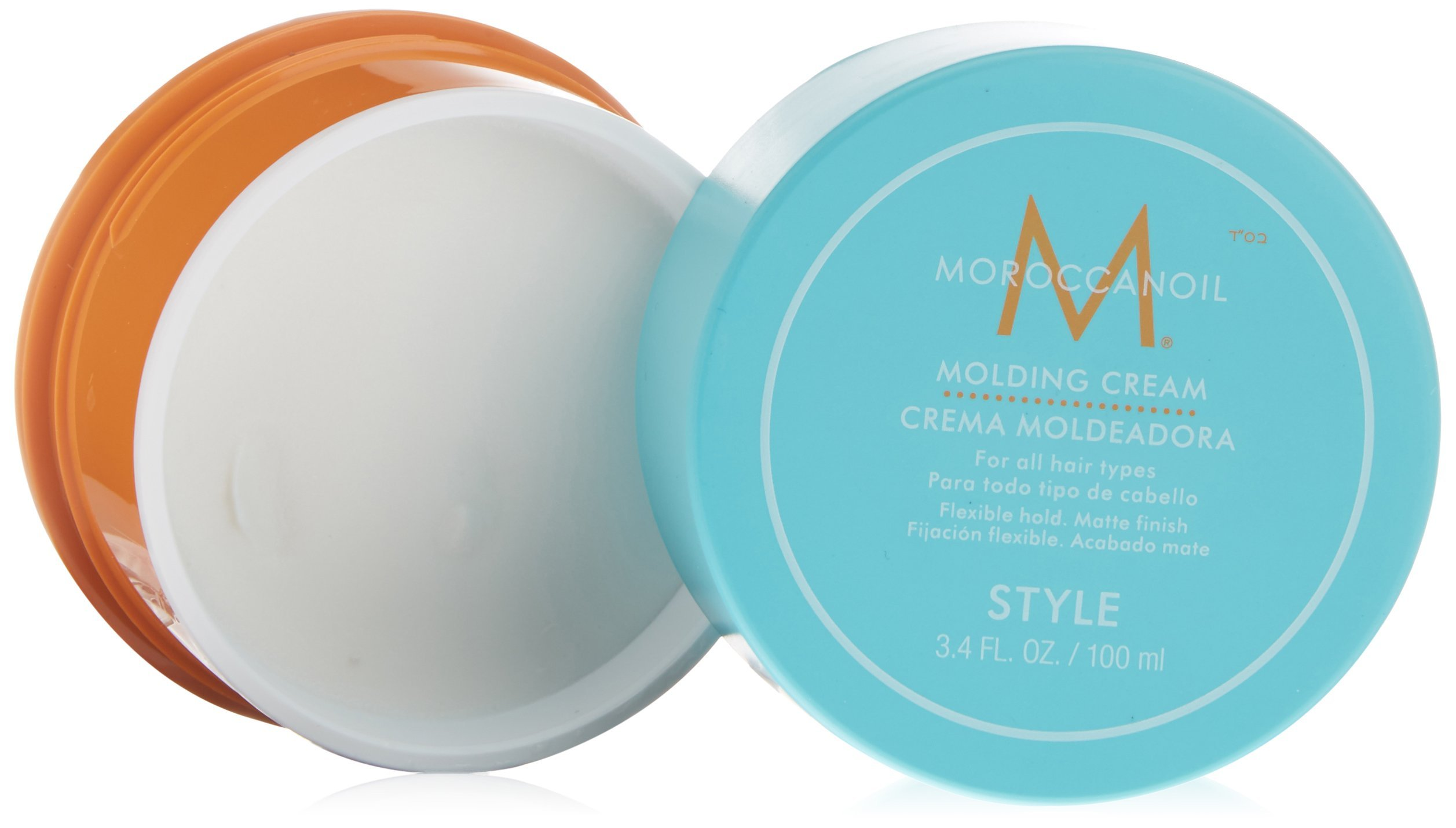 Moroccan Oil Molding Cream, 3.4 Ounce by MOROCCANOIL (Image #1)