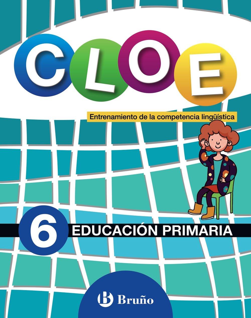 Read Online CLOE Entrenamiento de la competencia lingüística 6 pdf epub
