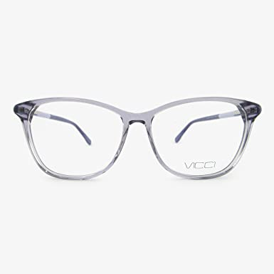 58944183471 Image Unavailable. Image not available for. Color  VICCI Women Optical  Eyewear Glasses Non-Prescription Frame 100% Acetate Quality Designer Optics  ...