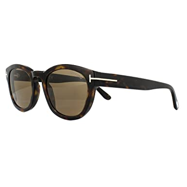 2feedd04f4995 Sunglasses Tom Ford FT 0590 Bryan- 02 52J dark havana   roviex at ...