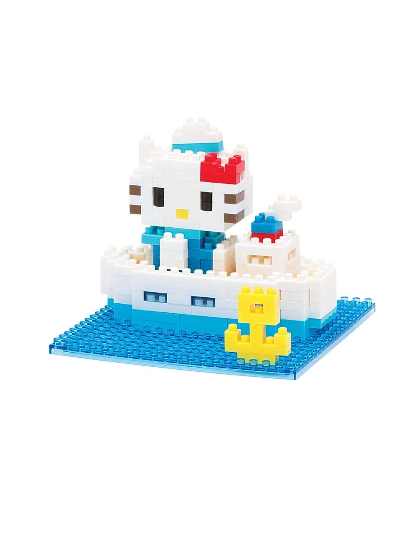Nanoblock Hello Kitty Sea Cruise Ohio Art 58361