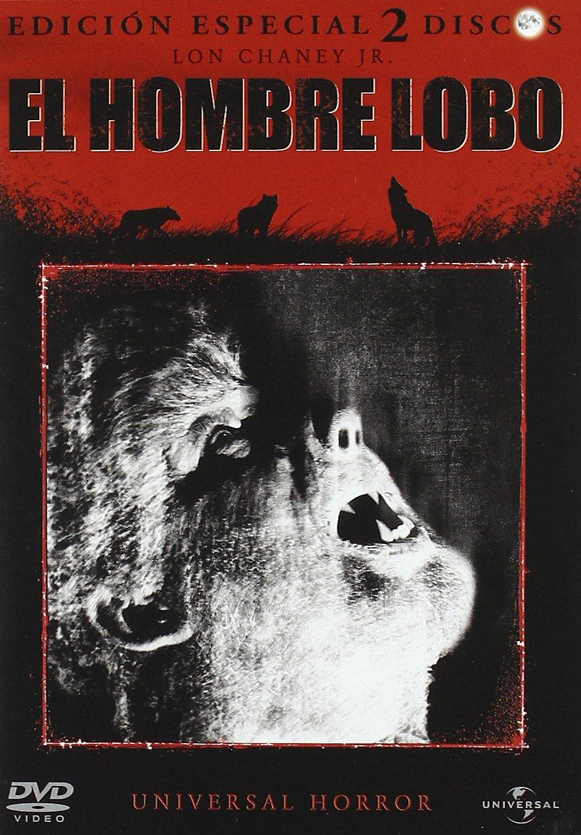 El Hombre Lobo (1941) (Ed.Esp.) [DVD]: Amazon.es: Varios ...