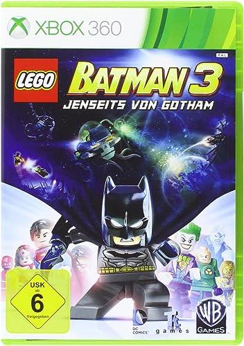 LEGO Batman 3 - Jenseits von Gotham [Importación Alemana]: Amazon.es: Videojuegos