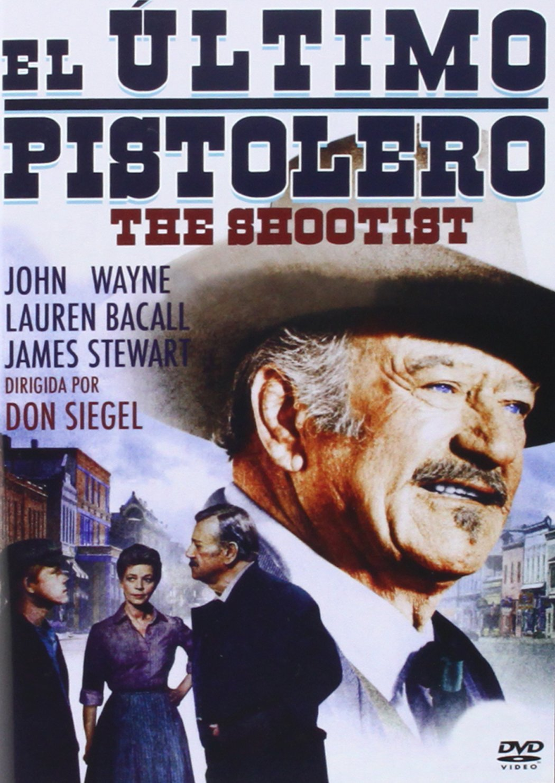 El último pistolero [DVD]: Amazon.es: John Wayne, Lauren Bacall ...
