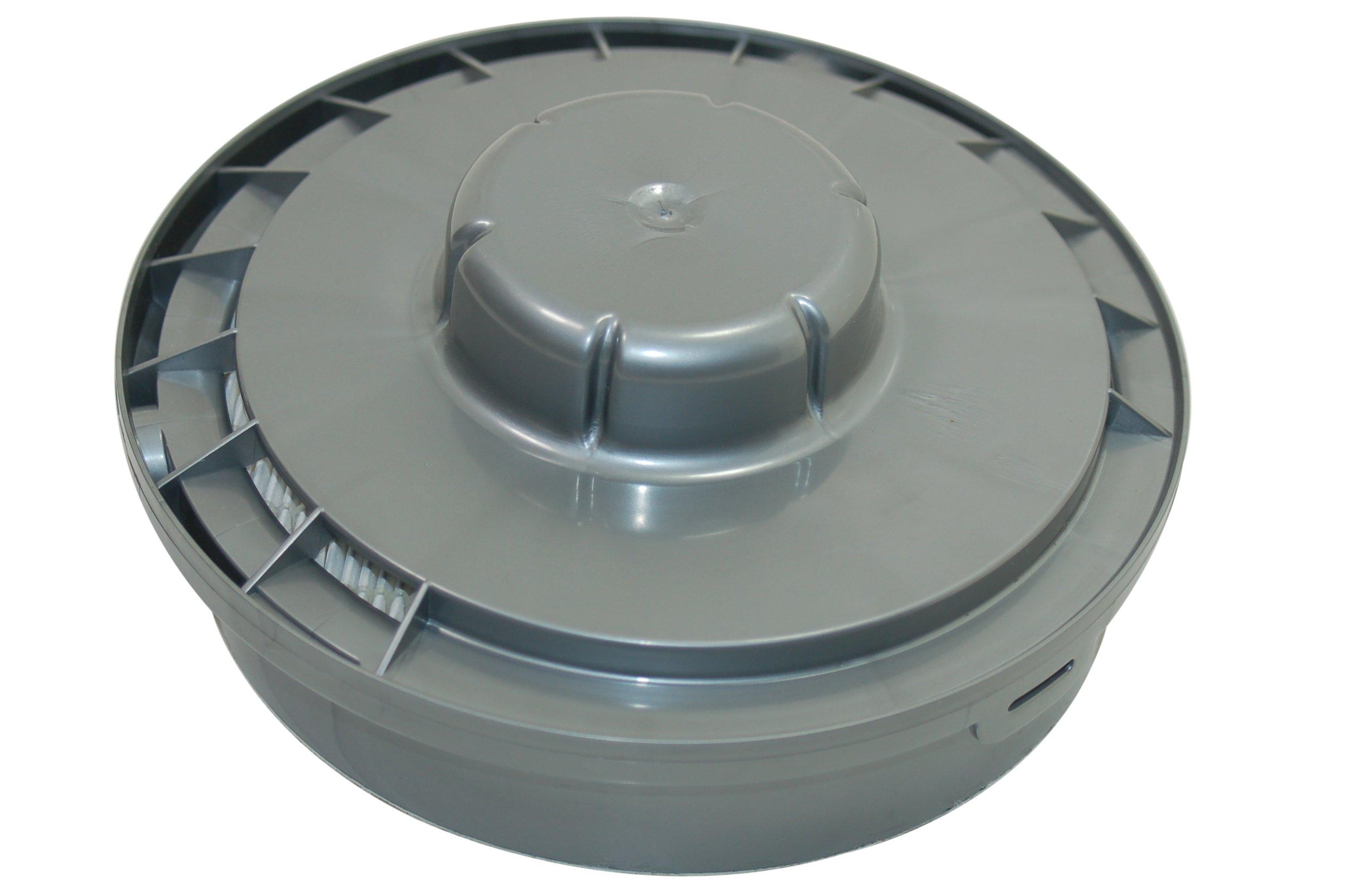 Genuine DYSON DC15 Vacuum Cleaner Steel Hepa Post Filter 91047101 910471-01