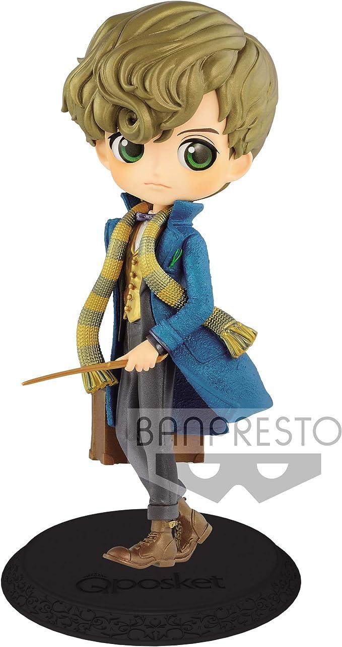 Figura QPOSKET Harry Potter Newt * Perla *14 CM