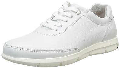 Birkenstock Manitoba - Zapatillas de Cuero, Mujer, Negro, 37