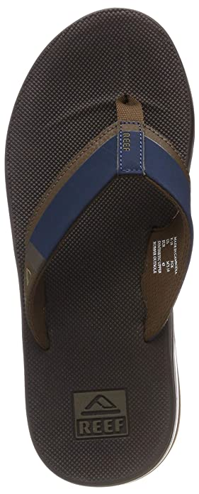 05bda1fb13860 Image Unavailable. Image not available for. Colour: Reef Mens Sandals with Bottle  Opener ~ Fanning Low ...