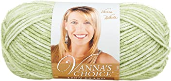 Lion Brand Vanna's Choice Yarn Seaspray, Mist