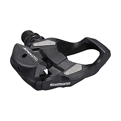 Spd Sl Pedals >> Shimano Pd Rs500 Spd Sl Pedal Without Reflector Includes Cleat Black One Size