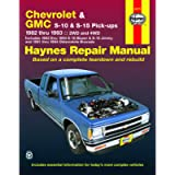 Chevrolet S-10 & GMC S-15 Gas Pick-ups (82-93) including S-10 Blazer & S-15 Jimm
