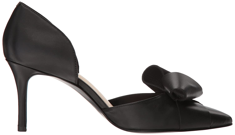 Nine Pump West Women's Mcfally Leather Pump Nine B071WCP9DT 10 B(M) US|Black/Black Leather 489b9d