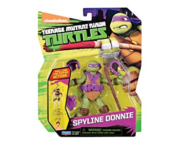 Teenage Mutant Ninja Turtles spyline Donatello Tortugas y ...