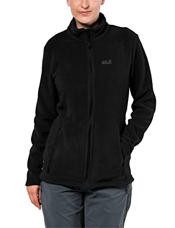 Jack wolfskin damen fleecejacke midnight moon