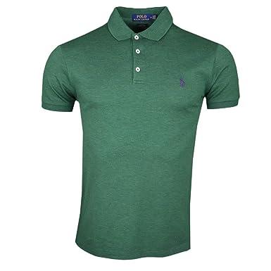 Ralph Lauren - Polo - Chaqueta - para Hombre Verde L: Amazon.es ...