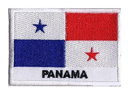 NagaPatches - Parche con la bandera de Panamá