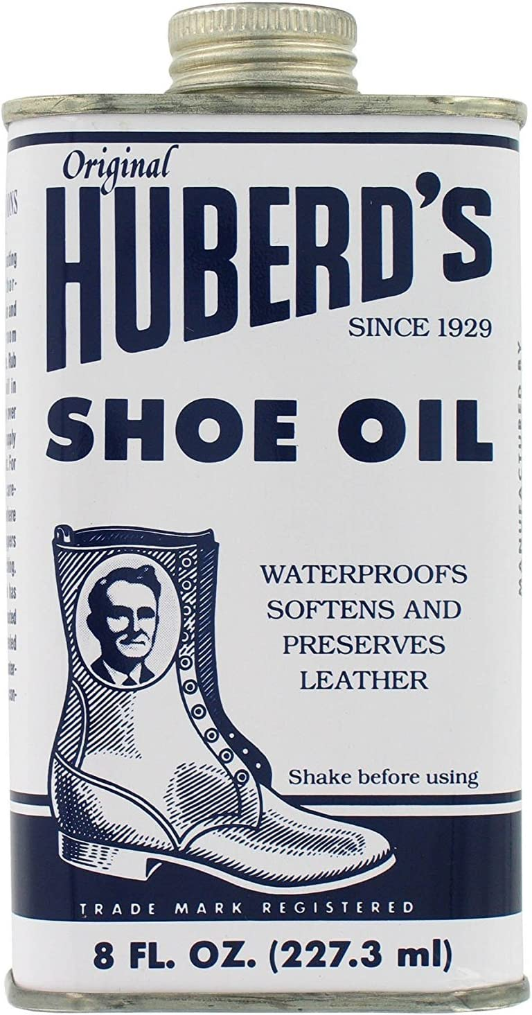 Huberd's Shoe Oil: Home & Kitchen