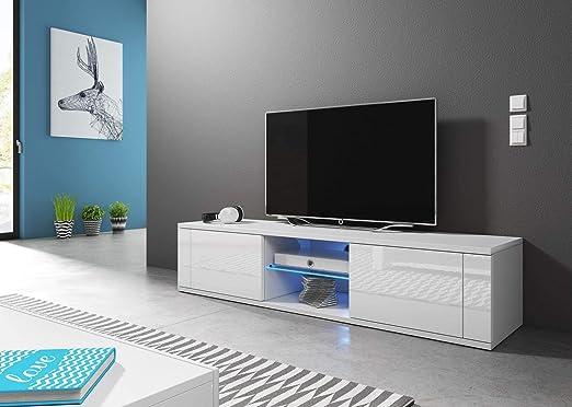 VIVALDI Mueble para TV - HIT - 140 cm: Amazon.es: Electrónica
