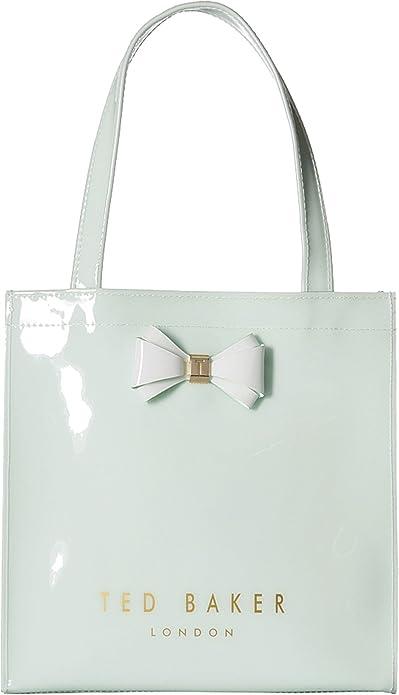 6c45428e15565 Ted Baker London Women s Aracon Small Shopper Tote Bag (Light Green)   Amazon.in  Shoes   Handbags