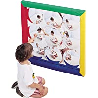 Children's Factory Soft Frame Bubble Mirror (CF332-143)