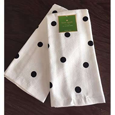 Kate Spade New York Set of 2 Deco Dot Kitchen Towels