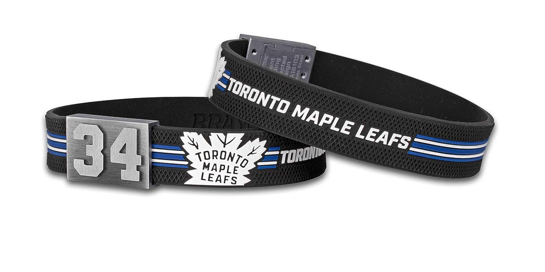 big sale 68d63 dab0d Amazon.com: BRAYCE NHL Bracelet with Your Player Number 00 ...