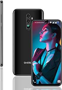 GOODTEL - Smartphone Android 8.1-4180 mAh, gran batería 4G Smartphone con 3 ranuras (Dual SIM+ SD) de 6,3
