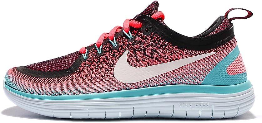 Nike WMNS Free Rn Distance 2 Zapatillas de running para mujer, beige, color, talla 42.5 EU: Amazon.es: Zapatos y complementos