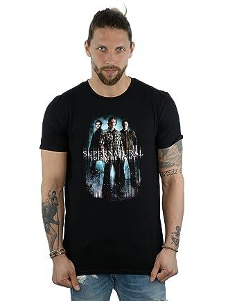 Shirt Homme Group Castiel T Supernatural qUzGMVSp