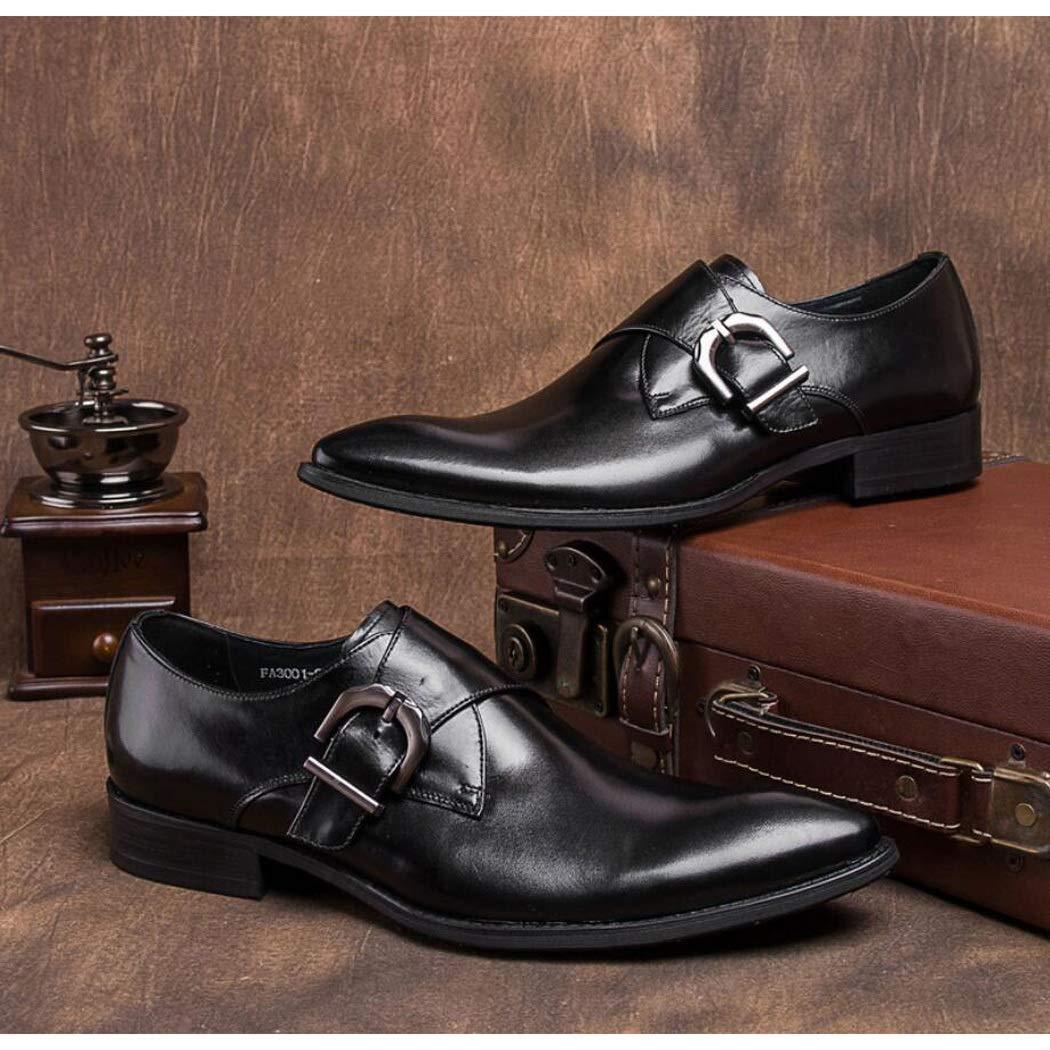Zaqxs Business Casual Shoes Leather Mens Dress Shoes Wholesale Fashion Banquet Shoes Wear Shoes