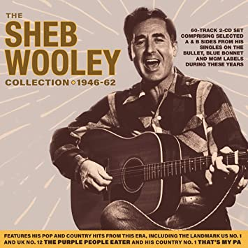 Amazon   Collection 1946-62   Sheb Wooley   輸入盤   音楽