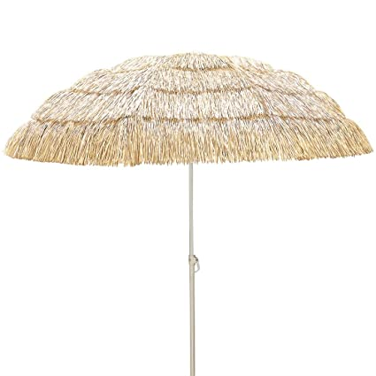 Brylanehome Grass Skirt Umbrella