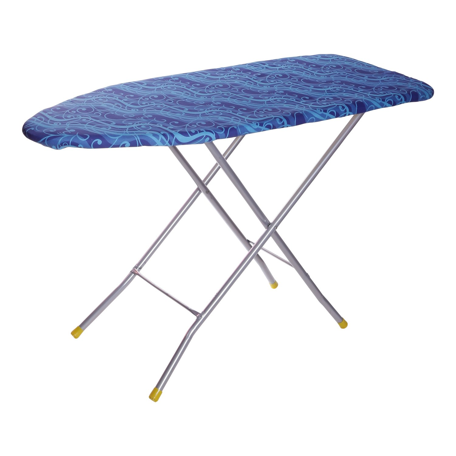 8f6c5d81cc9 Buy Archana Wood Folding Ironing Board (48 x 18 inch) - Multicolour Online  at Low Prices in India - Amazon.in