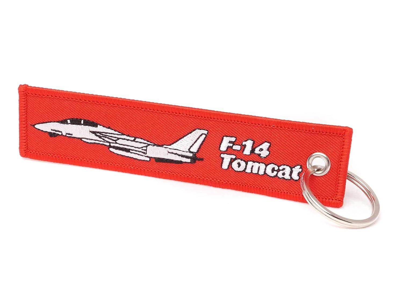 F-14 Tomcat Beseitige vor Flug Bestickt Luftfahrt