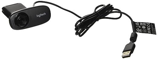 11 opinioni per Logitech C310 Webcam HD, Nero/Antracite