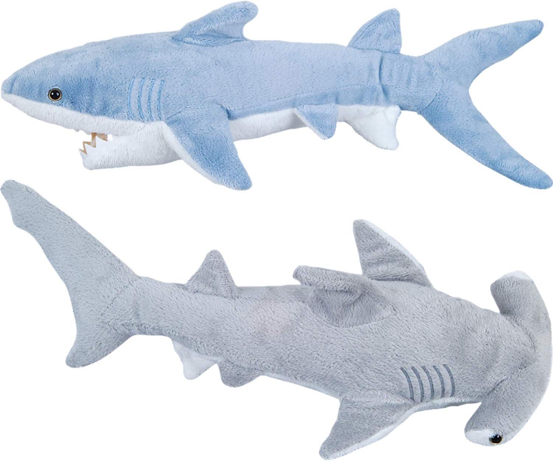 14-12-Inch Blue Family Fun Sharky Shark Pi\u00f1ata