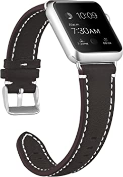 Skylet Leather Band for Apple Watch