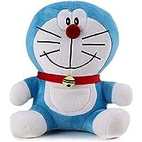BM CELTIC.Soft Doraemon Soft Toy for Kids and Teens (Blue and White, 35 cm)boy&Girl Gift &Home Decor