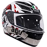 AGV K3 Rider To The Bone Multicolour Motocicleta Casco