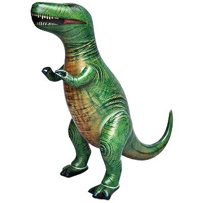 Agorà - hinchable - T Rex I24: Juguetes y juegos